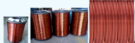 Winding wires copper winding wires aluminium winding wires enamelled copper wire magnet wire enamelled copper winding wire greentooth Choice Image